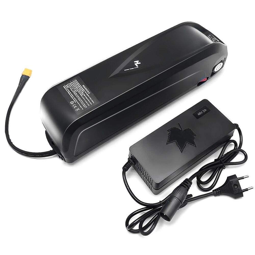Vélo électrique 36 V 48 V 52 V 10 15 12.5 16 17 20.3AH 18650 batterie au Lithium rechargeable USB fr 500 W 850 W 1000 W 1500 W W Ebike