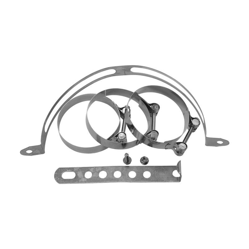 Universal Racing Carbon Fiber Induksi Pakan Dingin Kit Kotak Serat - Suku cadang mobil - Foto 5