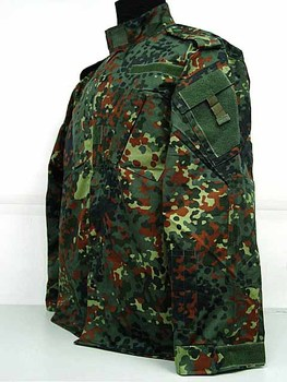 Hunting Clothes Newest ACU Military Camouflage BDU Uniform Tactical Airsoft  Wargame Combat Jungle Suits German Camo 4