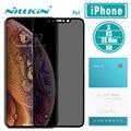 Nillkin 3D AP + MAX Pieno Della Copertura di Vetro per il iPhone 11 Pro X XS Max XR Vetro Temperato Schermo Nilkin della Pellicola della protezione per il iPhone X XS Max