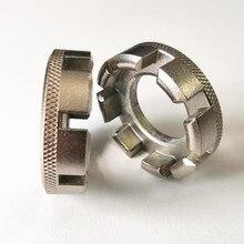 1PCS Bicycle Spoke Wrench Tool Bike Spoke Nipple Key Bike Cycling Wheel Rim Spanner Wrench Repair Tools Accessories цена 2017