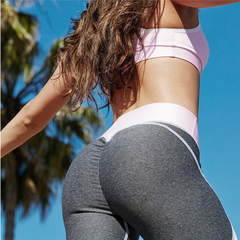2018 New Quick-drying Gothic Leggings Fashion Ankle-Length Breathable Fitness Leggings 1
