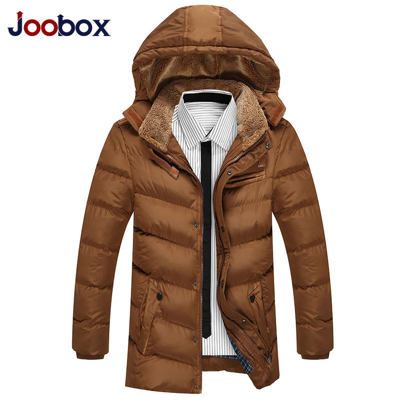 2016 Men's Long Winter Jackets Coats Mens Fashion Thick Warm Hooded Brand Jacket Parkas For Men Jaqueta Masculina стоимость