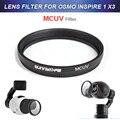 Hot Sale DJI OSMO Inspire 1 MUCV Lens Filter MUCV Filter Dimmer Light Microscopy X3 Filter For DJI OSMO Inspire 1 Zenmuse X3