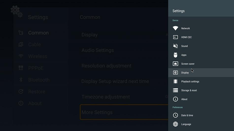 In Stock! VORKE Z6 KODI 17.3 Android 7.1.2 Smart TV BOX VORKE Z6 KODI 17.3 Android 7.1.2 Smart TV BOX HTB1ct3rgPihSKJjy0Flq6ydEXXaA
