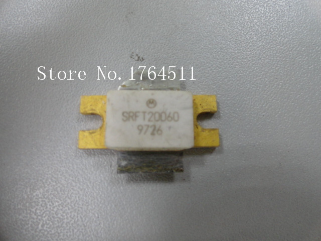 [BELLA] SRFT20060 Disassemble The Original RF Microwave Power High Frequency Tube  --2PCS/LOT