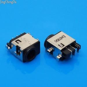 Image 1 - JCD 100 PCS/lot Laptop dc power jack For SAMSUNG NP RV510 RV511 RV515 RF710 RV411 RV420 RC512 DC Connector