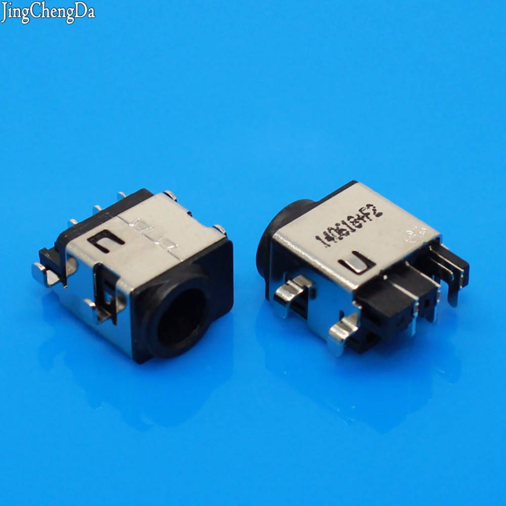 Jing Cheng Da 100 PCS/lot Laptop dc power jack For SAMSUNG NP RV510 RV511 RV515 RF710 RV411 RV420 RC512 DC Connector