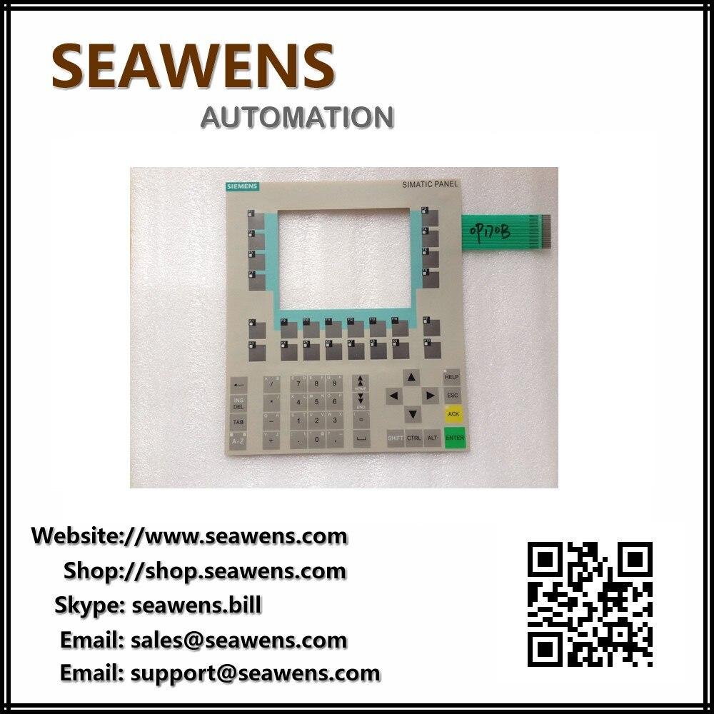 6AV6 542-0BB15-2AX0 OP170B film à Membrane pour la réparation SIMATIC HMI