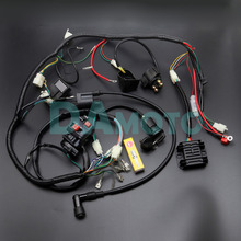 buy zongshen cdi and get free shipping on aliexpress com  full wiring harness loom ignition coil cdi d8ea for 150cc 200cc 250cc 300cc zongshen lifan atv