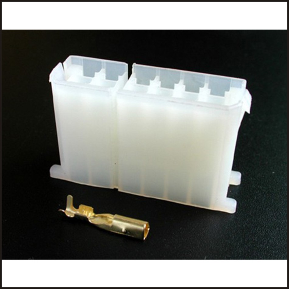 a 12 pin plug in fuse box replacing fuse in fuse box car wire connector female cable connector male terminal 12 ... #14