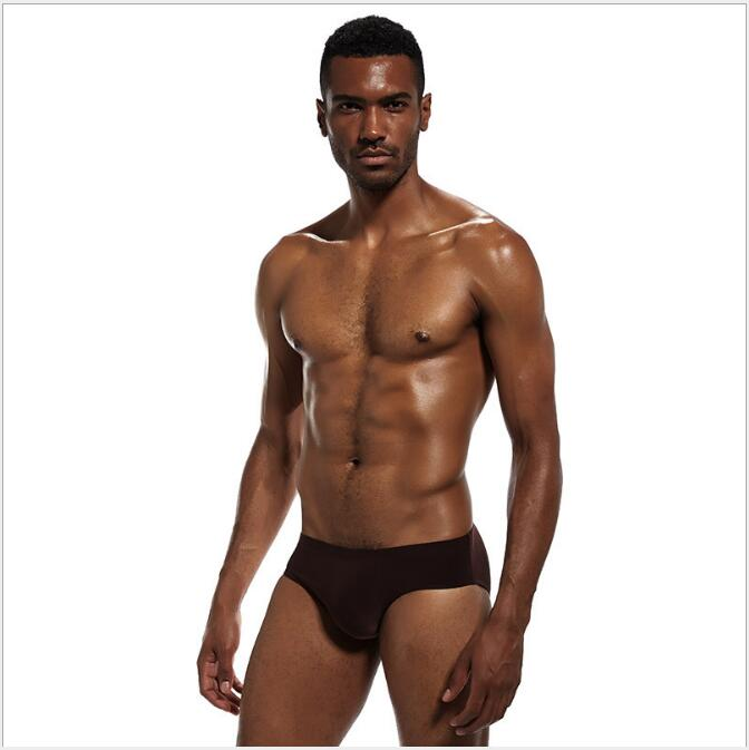 Men's Briefs Are Low In Waist And Breathable, Ultra-thin, Sexy Briefs And Sexy Panties