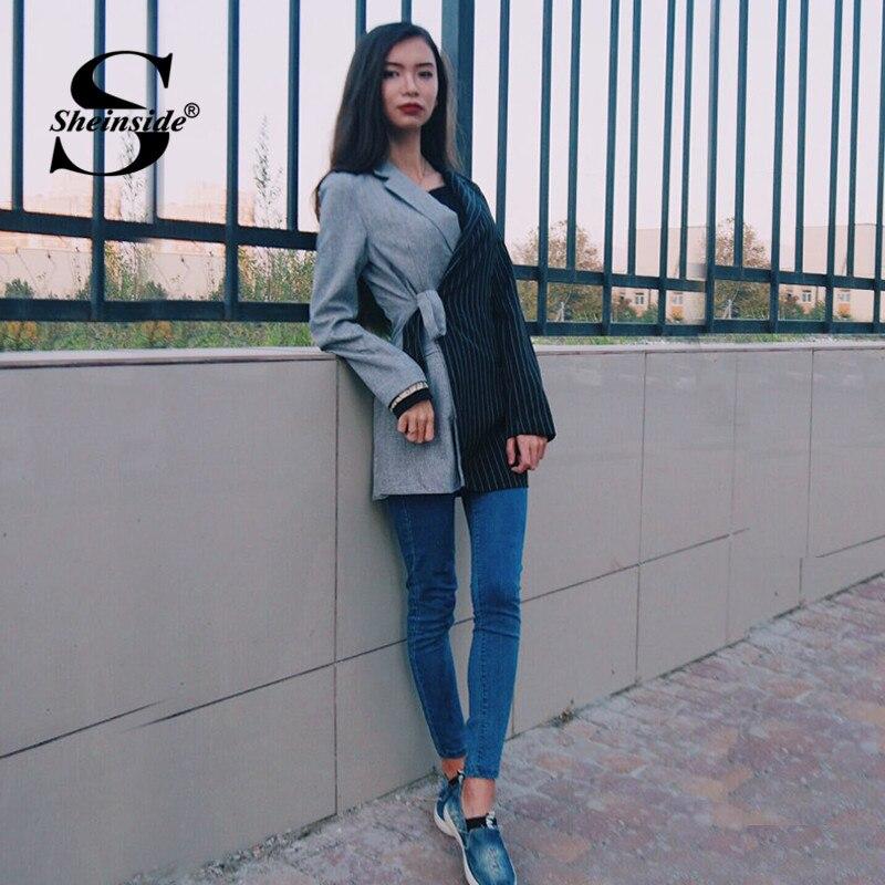 0c10a9efd8902 Lily Rosie chica Casual de cuero de gamuza de las mujeres chaqueta de manga  larga abrigos