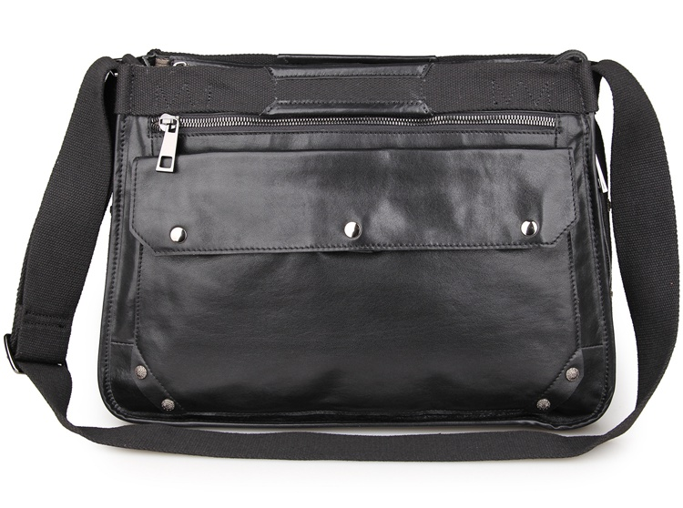 J.M.D Tanned Leather Men's Cross Body Bag Men Messenger Bag Sling Bag For Man 7323- diesel frill trim cross body bag