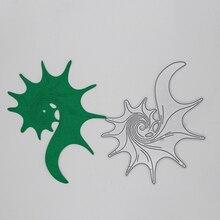Irregular Figure Metal Cutting Dies DIY Scrapbooking Album Decoration Embossing Paper Card Craft 90*100 mm