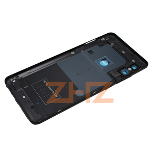 Image 4 - Original For Xiaomi Redmi Note 5/ Note 5 Pro Battery Back Cover Rear Door Housing + Side Key Card Tray Holder Replacement Parts
