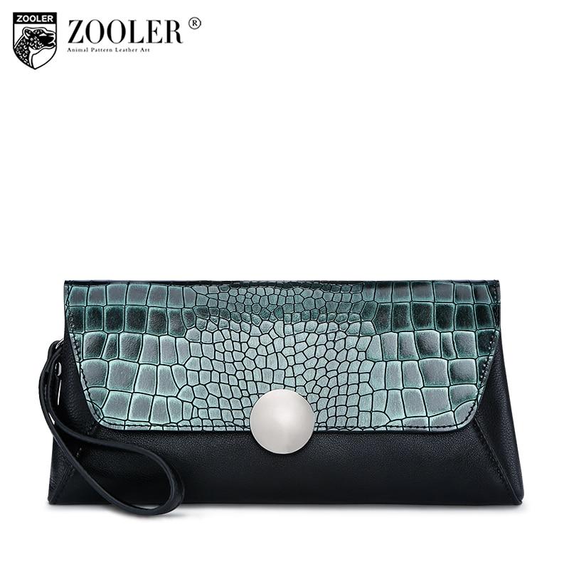 ZOOLER Genuine leather bags small handbags women famous brands women messenger bags shoulder crossbody bags for women 2018# Z118