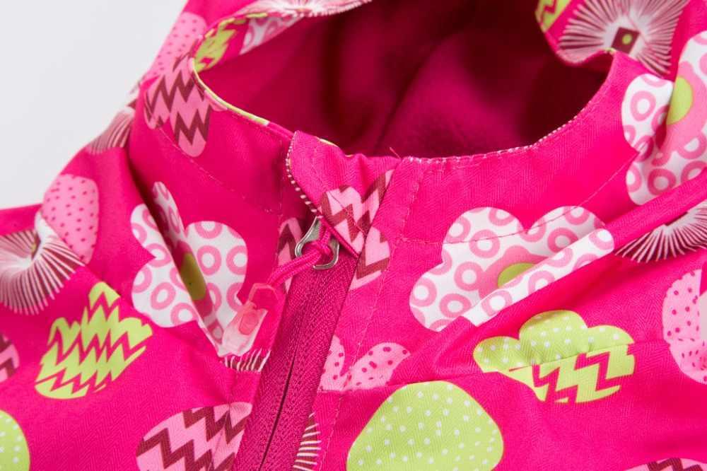 חדש 2019 אביב סתיו ילדי ילדים מעילים להאריך ימים יותר גדול בנות מעילים עמיד למים windproof באיכות גבוהה בנות מעילי מעילים