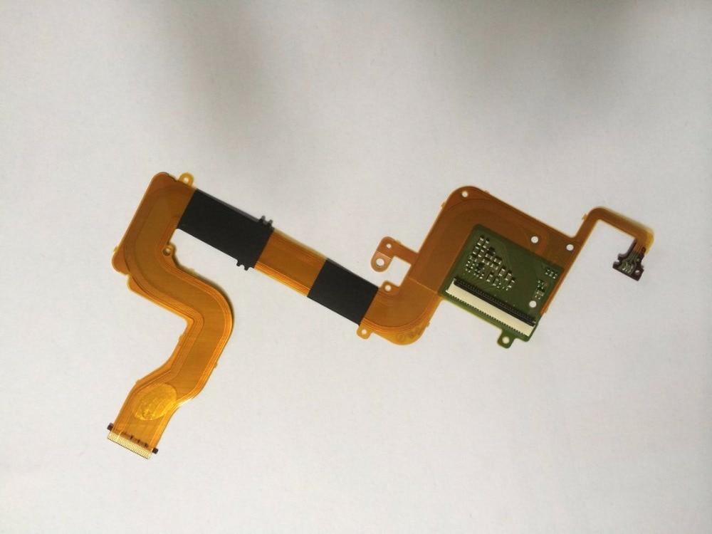 Envío libre! Nuevas piezas de la Cámara LCD Flex cable para Sony RX100 M3  RX100M3 RX100III RX100 III pantalla LCD cable 1c9d6f2c377d