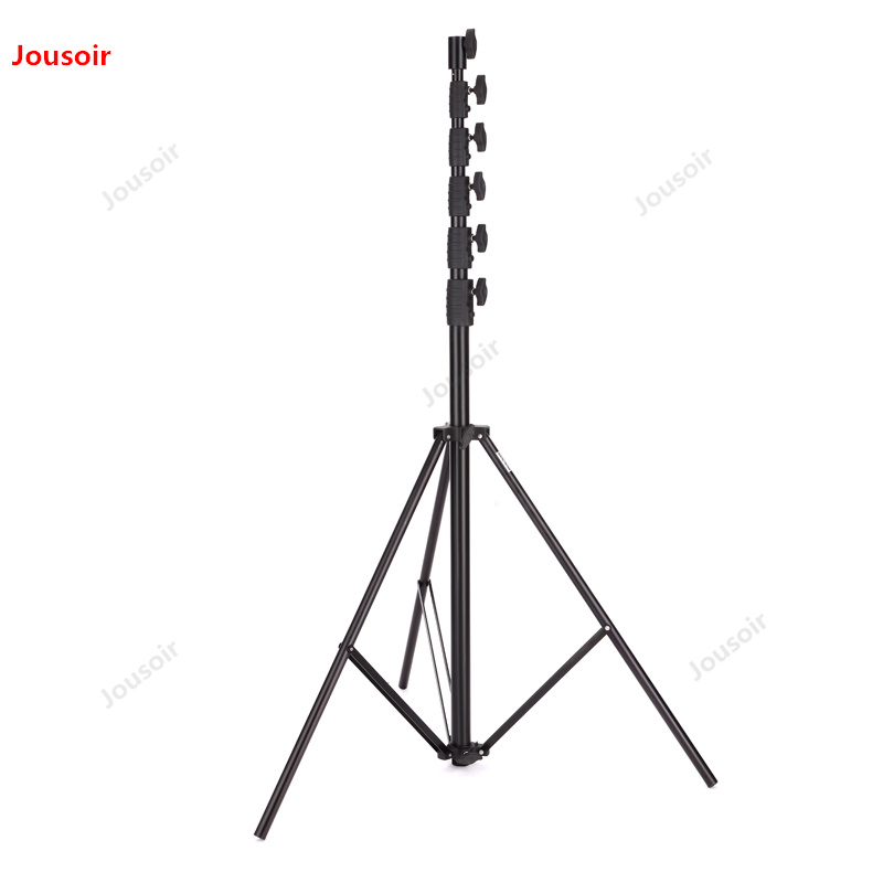 LD 7300HAB 7.3m Studio Film and television lamp frame with pneumatic buffer all aluminum alloy flash frame CD50 T07|Light Stand| |  - title=