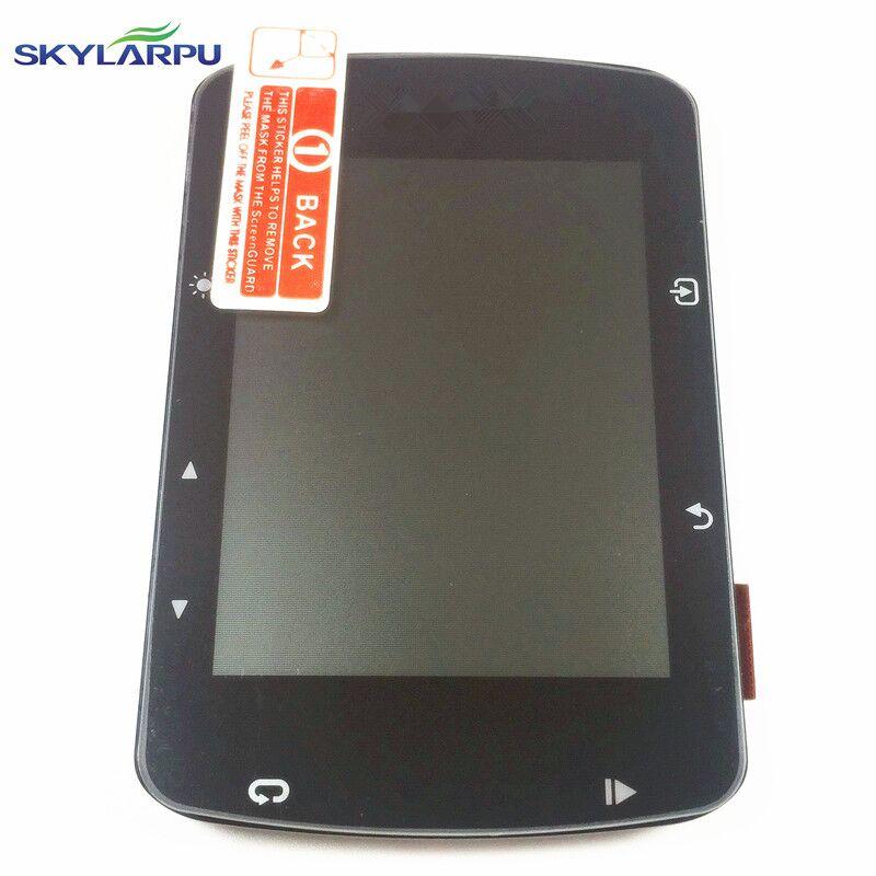 Skylarpu Vélo chronomètre LCD écran pour GARMIN EDGE 520 vélo compteur de vitesse LCD écran Réparation du panneau De rechange - 2