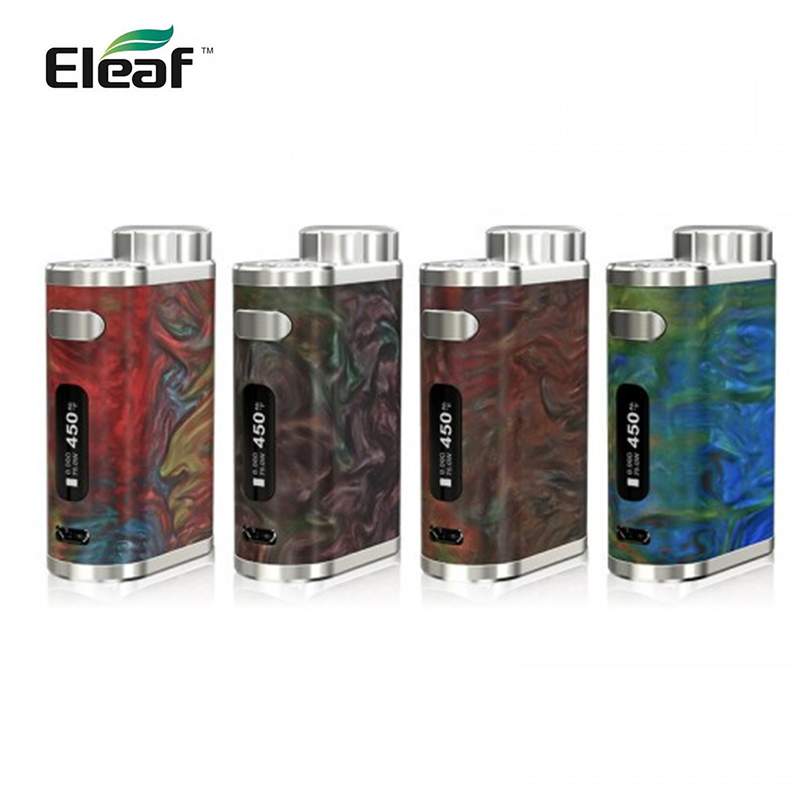Eleaf iStick Pico RESIN Battery Kit Eleaf iStick Pico 75W box mod 18650 battery Mod with VW/Bypass mode for Electronic Cigarette