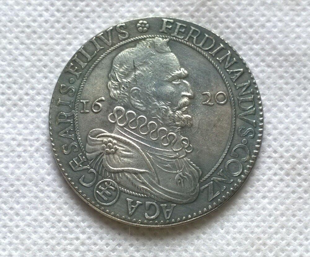 Haus & Garten Wohnkultur Polen Litauen-thaler 1533-sigismund Avgust-kopieren Münze Gedenkmünzen-replik Münzen Medaille Münzen Collectibles