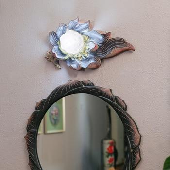 Neue Chinesische Wasserdichte Art Spiegel Scheinwerfer Eitelkeit Dressing Tisch Spiegel Schrank Lampe Bad Dekorative Wand Lampe Lw528447