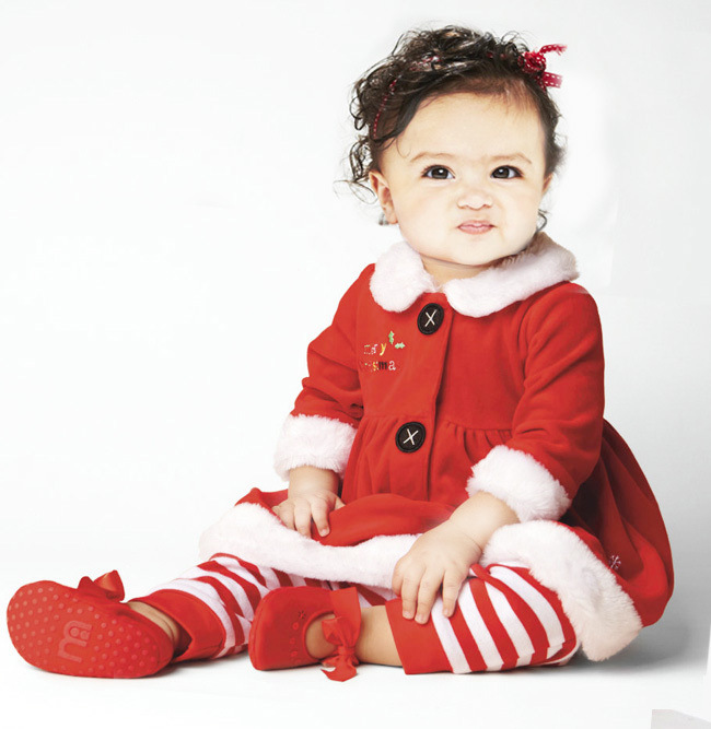 2PCS/0 6T/2015 baby girl christmas outfit cute toddler girl clothes Red  fleece Top+Striped Pants children clothing set BC1377-in Clothing Sets from  Mother ... - US $29.96 |2PCS/0 6T/2015 Baby Girl Christmas Outfit Cute Toddler Girl  Clothes Red Fleece Top+Striped Pants Children Clothing Set BC1377-in  Clothing