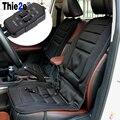 Cubierta de Asiento de Auto 12 V Cojín Del Calentador Calentador de Calefacción para Peugeot 307 206 308 407 207 2008 3008 508 406 208 Para Citroen C3 C4 C5