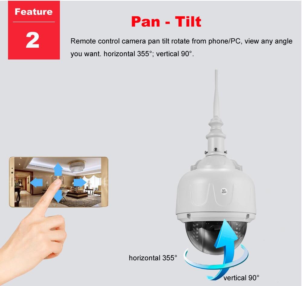 PAN TILT