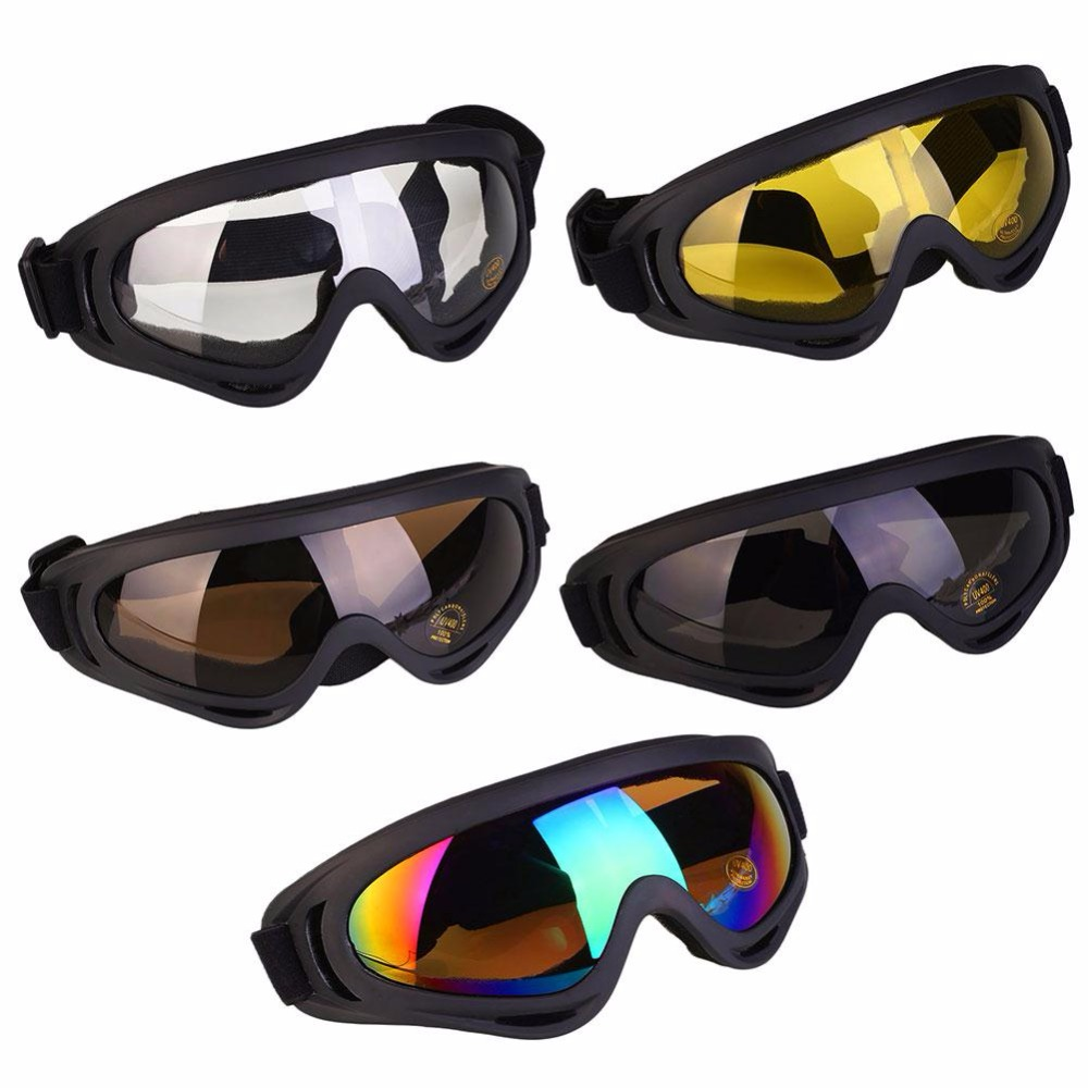 Motocross Motorcycle Racing Goggles Motor Enduro Eyewear Helmet Goggles Anti-UV Outdoor Sport Cool ATV Dirt Bike Goggles