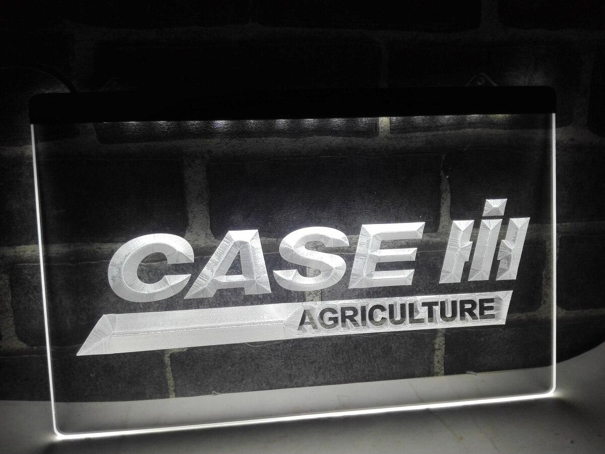 Lg177 case international harvest harvester light sign home for International home decor stores