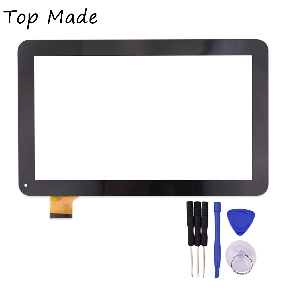 10 1inch Capacitive YCF0464 A for TURBOPAD 1014 Digma ids10 Touch Screen Panel Touch screen Digitizer
