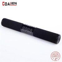 COALIEN Soundbar Bluetooth Speaker Wireless Portable 20W Stereo Subwoofer With Alarm TF FM Handsfree For Home