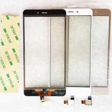 5.5 pulgadas Para Redmi Nota 4 Panel Táctil Para Xiaomi Redmi nota 4 Nota4 Con Pantalla Táctil Sensor de Pantalla Frontal Cubierta de Cristal de la pantalla Táctil