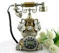 Ретро моды творческие новый Европейский аон стационарный телефон телефон высокого класса античный дом 165А