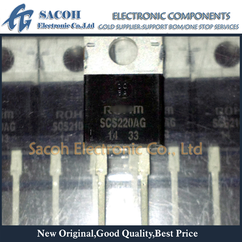 10PCS SCS208AG TO-220