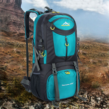 40L \ 50L \ 60 L Outdoor Hiking Bag Large Capacity Climbing Bags Hunting Bag Travel Camping Trekking Backpack Sports Backpack цена