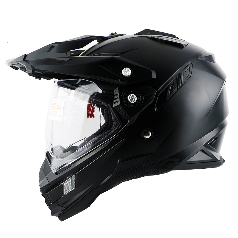 new arrival Brand THH TX-27 motocross helmet double lens off-road motorcycle helmet Men's Dirt Bike capacete DOT Approved