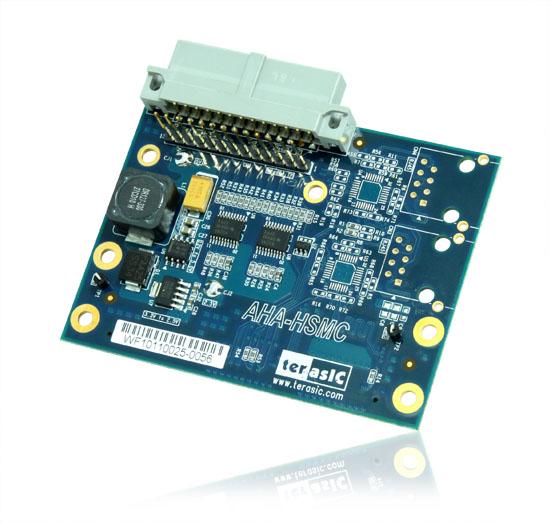 AHA-HSMC Aptina carte adaptateur numérique AHA carte sub avec DE2-115/DE4/TR4