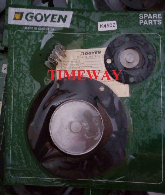 цена GOYEN DIAPHRAGM KIT K4502 / M2162 repair kit