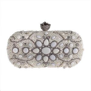 b060ec34627 KVKY Wedding Evening Bags Luxurious Party Clutch Bag Purses