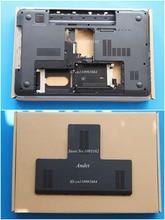 New Original For HP Pavilion DV7 DV7-6000 Bottom Base Lower Case Cover + Door 665978-001 665978-001 641305-001 665604-001