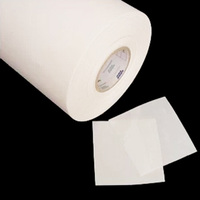 YANRUO 24CM Wide 5M Length Hot Fix Paper Rhinestones Heat Transfer Iron On Crystal Paper For