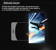 Anti-Shock Tempered Glass Screen Protector for iPad