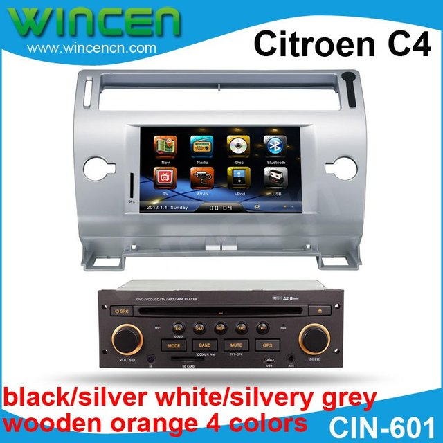 "aliexpress : buy 7"" car dvd gps player for citroen c4 with new, Wiring diagram"