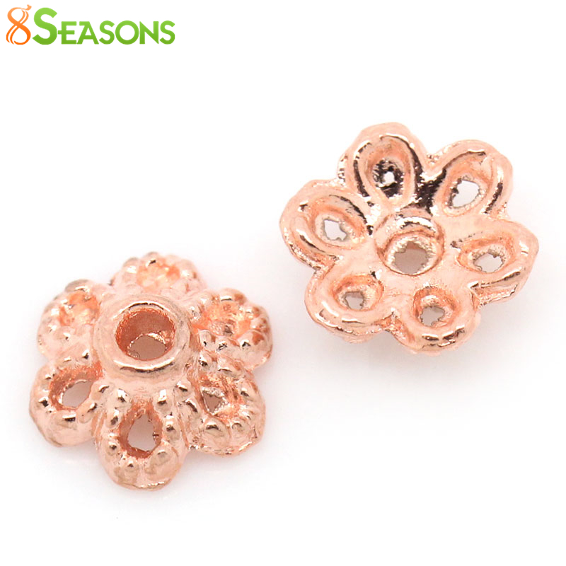 8seasons-bead-caps-flower-rose-gold-color-fits-8-12mm-beads-6mm-x-25mm-2-8x-fontb1-b-font-8holeappro