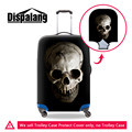 Cool Skull Travel Luggage Protective Cover Skeleton Elastic Waterproof Luggage Cover For 18-30 Inch Suitcase Travel Accessories