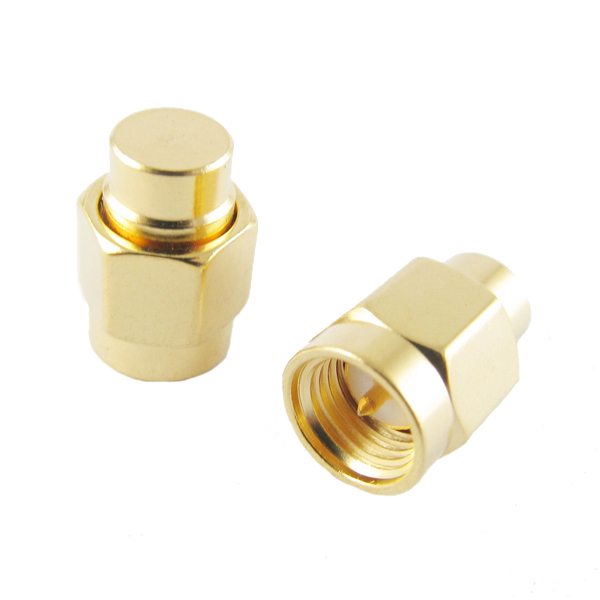 SMA Male RF Coaxial Termination Matched Dummy Load 50 Ohm 50w n connector rf dummy load termination load dc 3ghz 50 ohm
